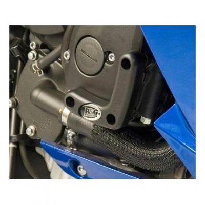 Slider moteur droit R&G Racing noir Yamaha XJ6 09-16