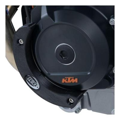Slider moteur gauche R&G Racing noir KTM 790 Adventure 19-20