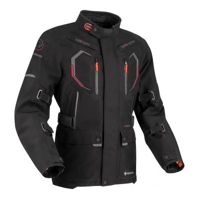 Veste textile Bering Hurricane GTX noir