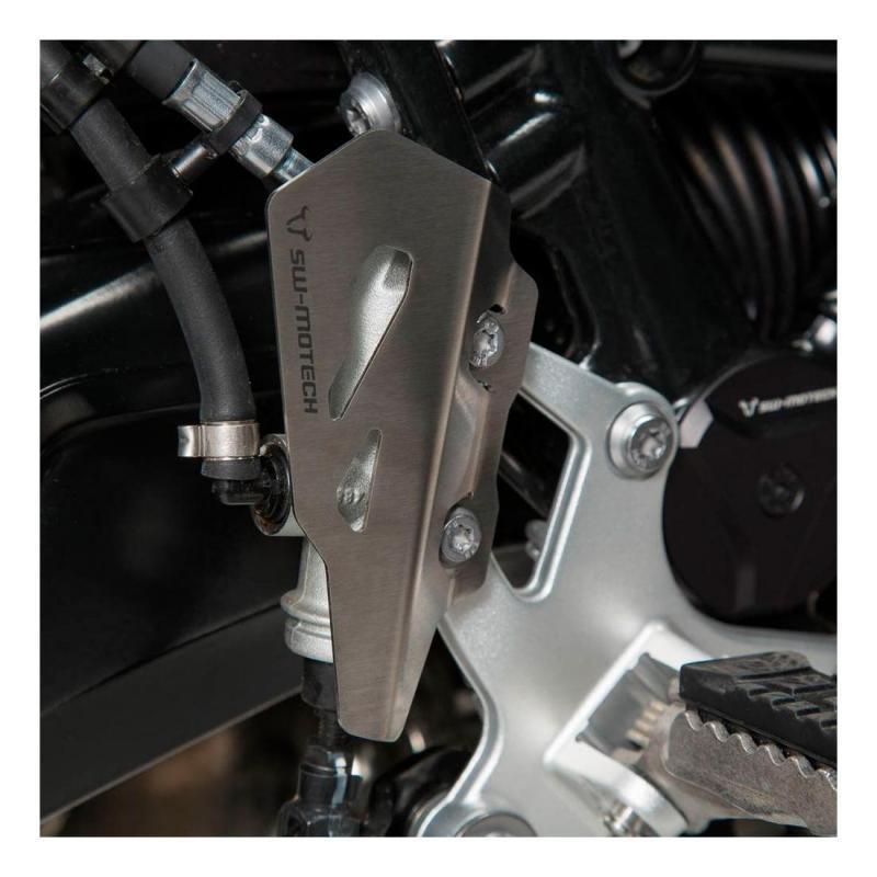 Protection de maître-cylindre arrière SW-MOTECH gris BMW R nineT 14-