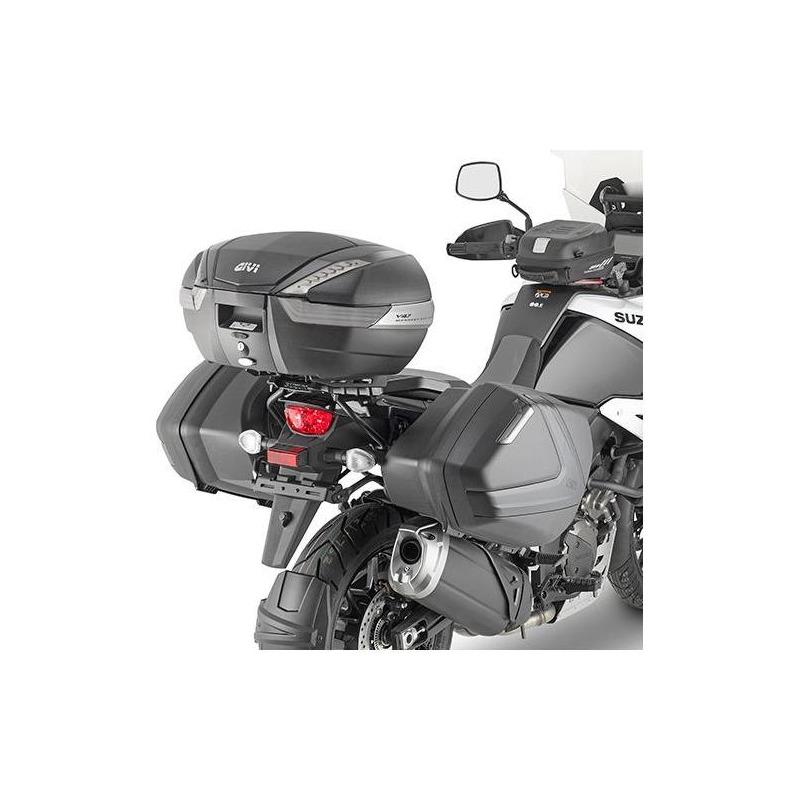 Supports de valises latérales Monokey Side Givi PLX Suzuki 1050 V-Strom 2020
