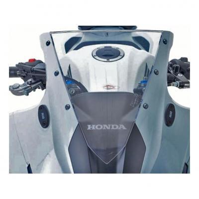 Caches orifices de rétroviseur R&G Racing noirs Honda / Kawasaki / Yamaha