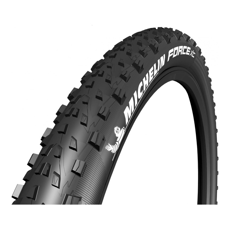 Pneu vélo VTT Michelin Force XC Performace Tubeless Ready (27.5 X 2.25'')