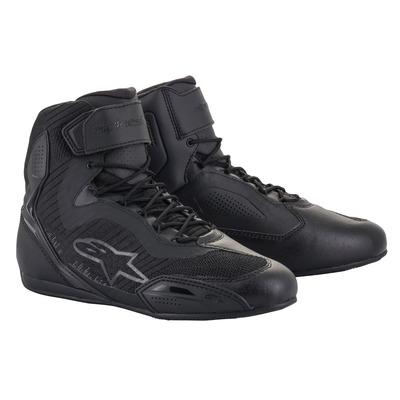 Chaussures moto femme Alpinestars Stella Faster-3 noir/anthracite