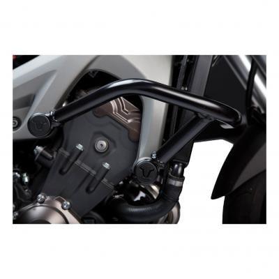 Barres de protection latérale SW-MOTECH noir Yamaha MT-09 / Tracer, XSR 900