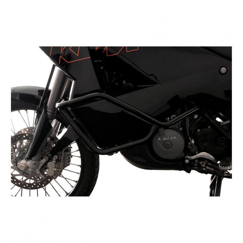 Barres de protection latérale SW-MOTECH noir KTM LC8 950 / 990 Adv
