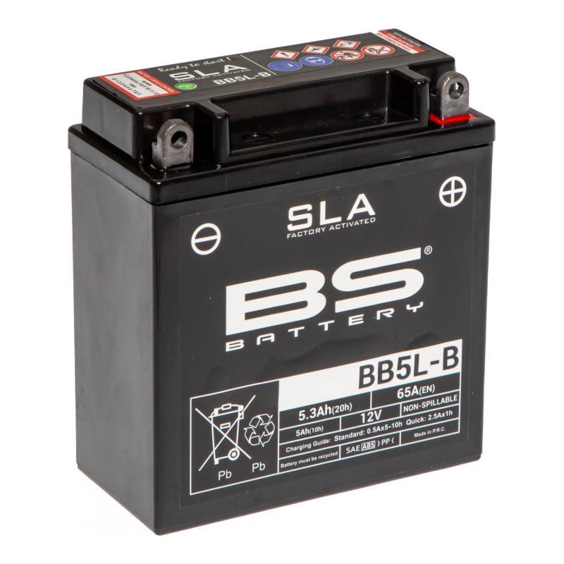 Batterie BS Battery BB5L-B 12V 5,3Ah SLA activée usine