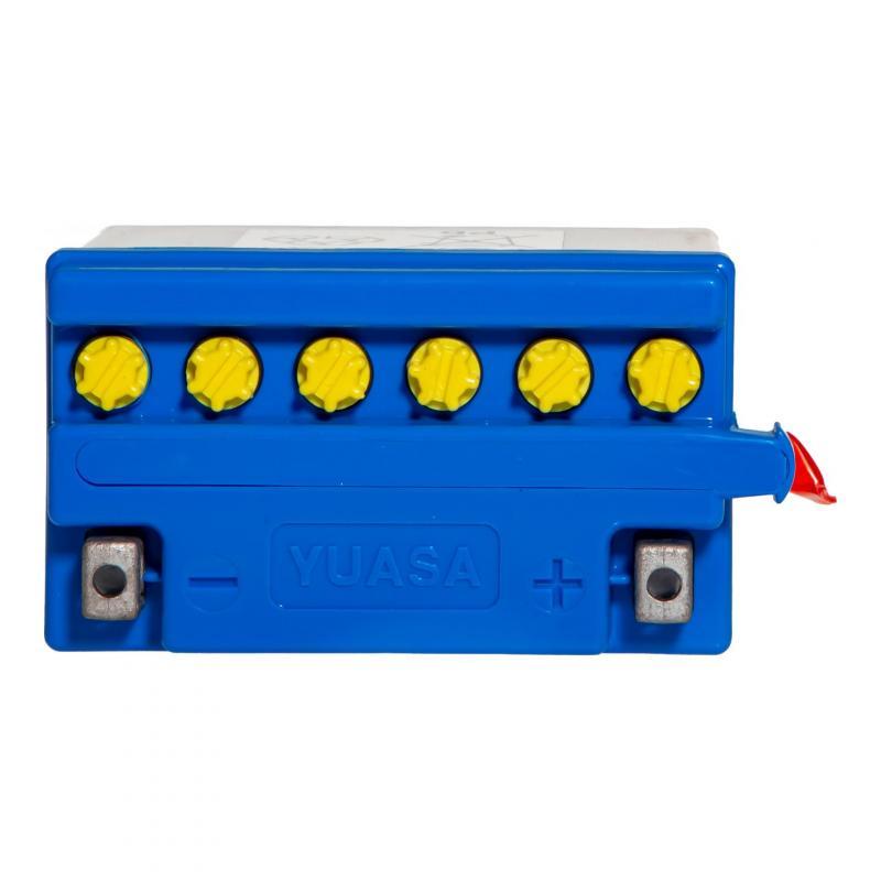 Batterie Yuasa YB4L-B 12V 4Ah avec pack acide - 1