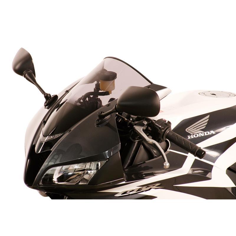 Bulle MRA type origine noire Honda CBR 600 RR 07-12