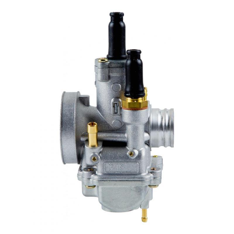 Carburateur Polini Coaxial D.19 starter à câble - 1