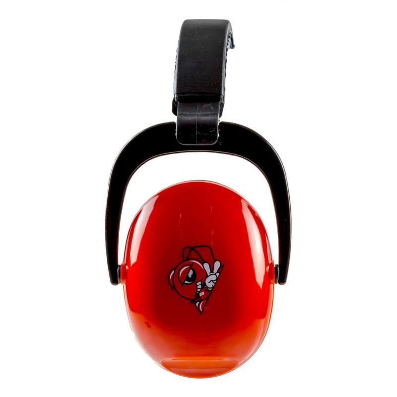 Casque anti-bruit Marc Marquez rouge - 2
