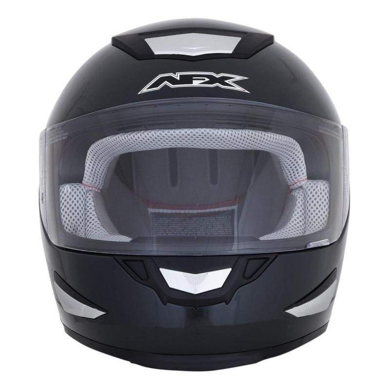 Casque intégral AFX FX99 noir magnetic - 1