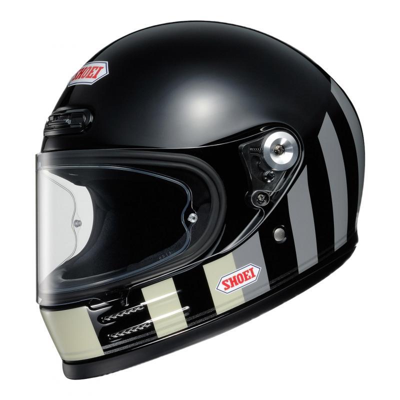 Casque intégral Shoei Glamster Ressurection TC-5 noir/gris/beige