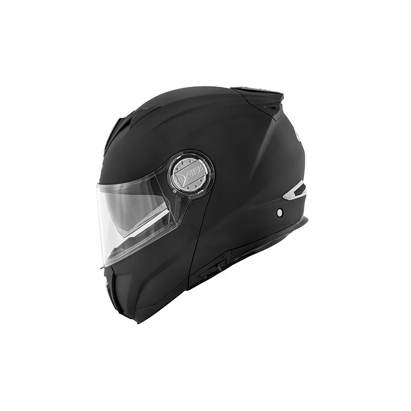 Casque modulable Givi X.23 Sydney Solid color noir mat - 2
