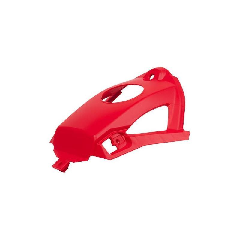 Couvercle de réservoir RTech Honda CRF 250R 18-20 rouge (rouge CR)