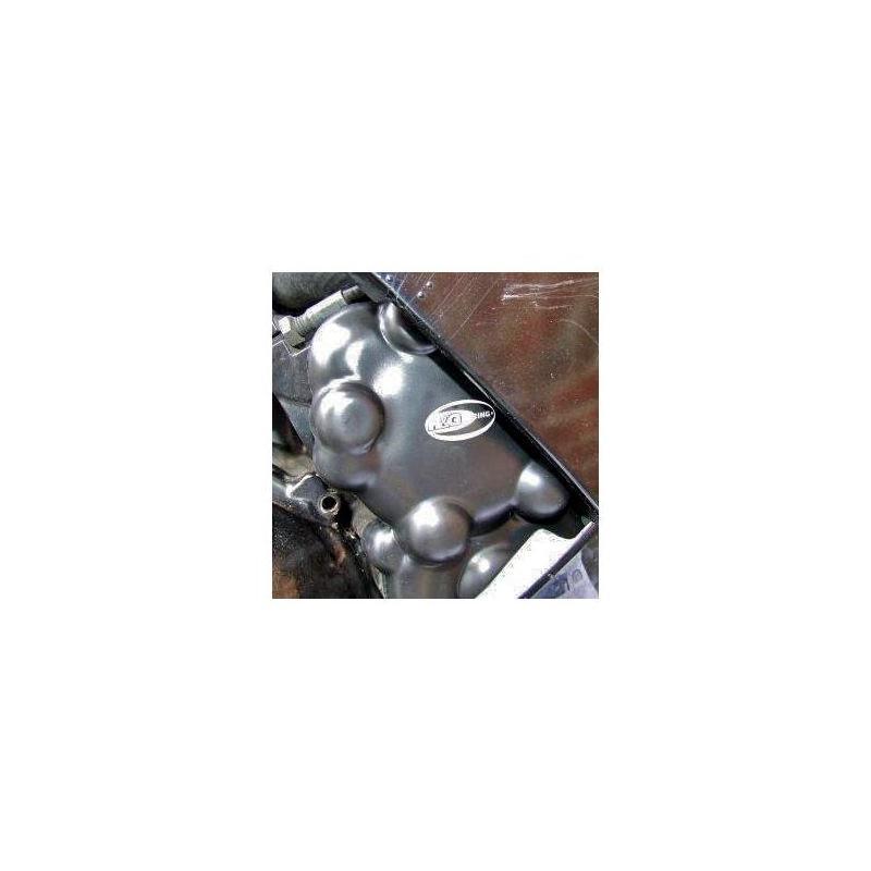 Couvre carter droit (pompe à eau) R&G Racing noir Kawasaki ZX-10R 06-07