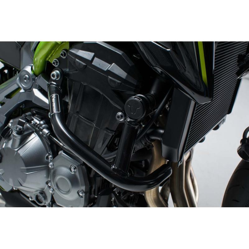 Crashbar noir SW-MOTECH Kawasaki Z900 17-18 - 1