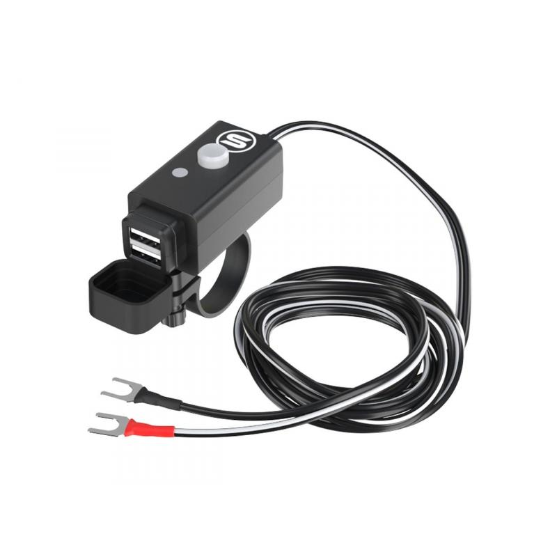 Double chargeur USB So Easy Rider - 2