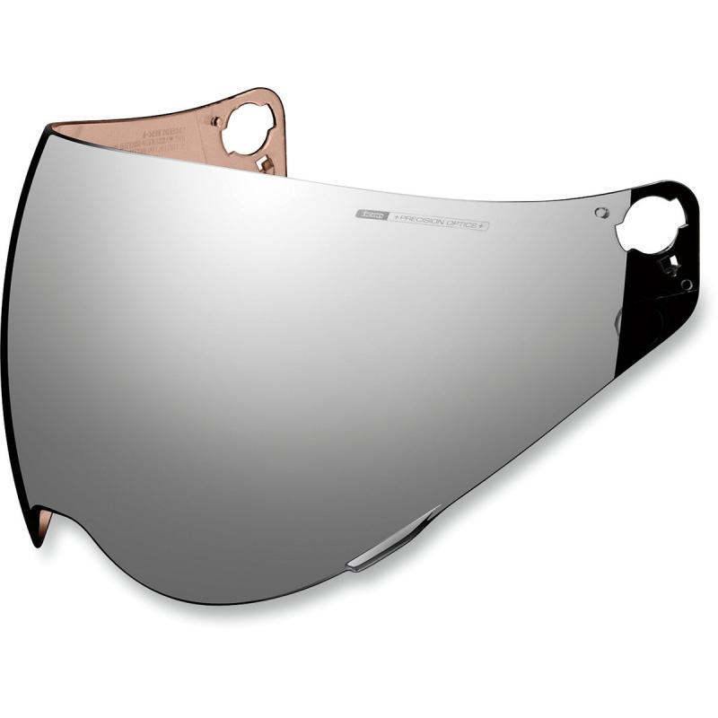 Écran Icon Optics iridium pour casque Variant argent