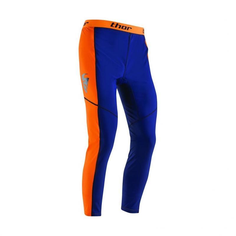 Jambières Thor COMP bleu/orange - 1