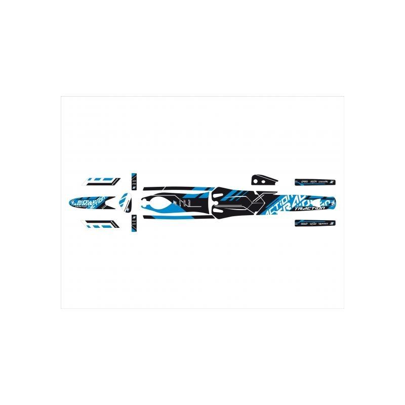 Kit déco Traction Blackbird Sherco 125 ST 01-06