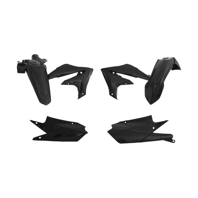 Kit plastique RTech Yamaha 250 WR-F 2020 noir