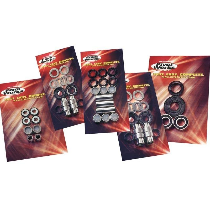 Kit reparation de bras oscillants pour ktm exc125/200/250 2004, sx125/200 2004 et sx250 2003-06