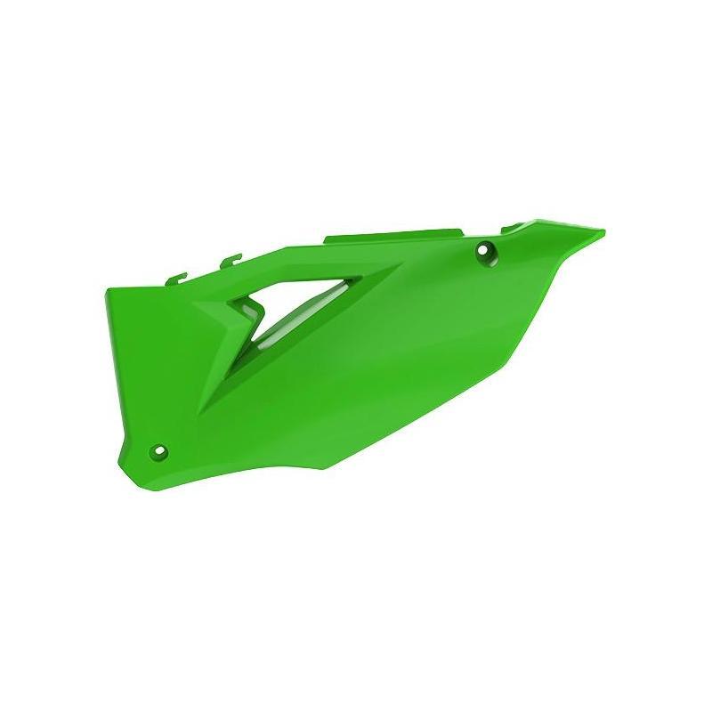 Plaques latérales Polisport Kawasaki 450 KX 19-20 vert