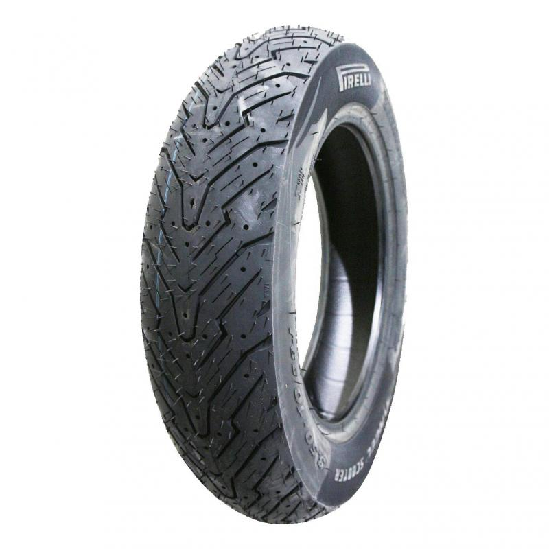 Pneu Pirelli Angel 3.50-10 TL 59J renforcé