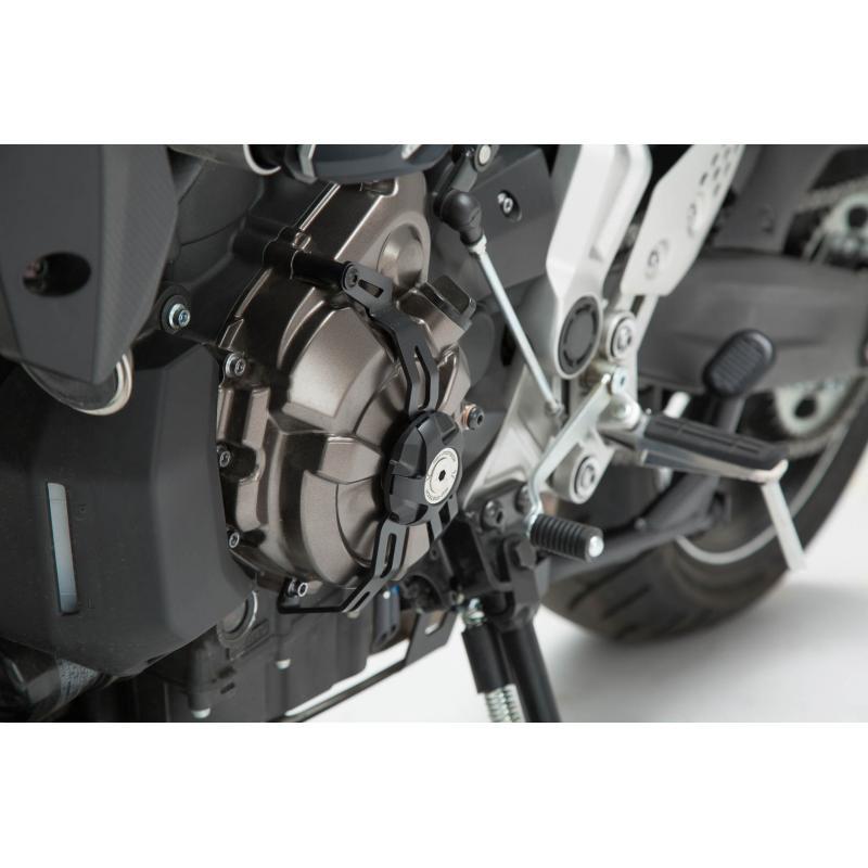 Protection de carter d'alternateur SW-MOTECH Yamaha MT-07 14- / MT-07 Tracer 16- - 2
