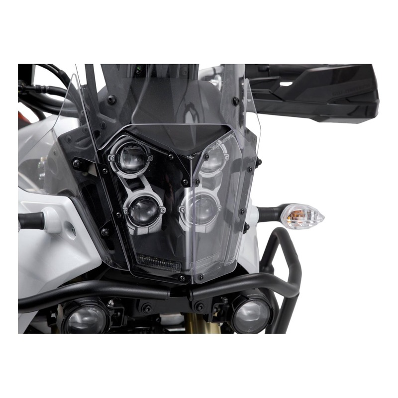 Protection de phare SW-MOTECH Yamaha Ténéré 700 18-20