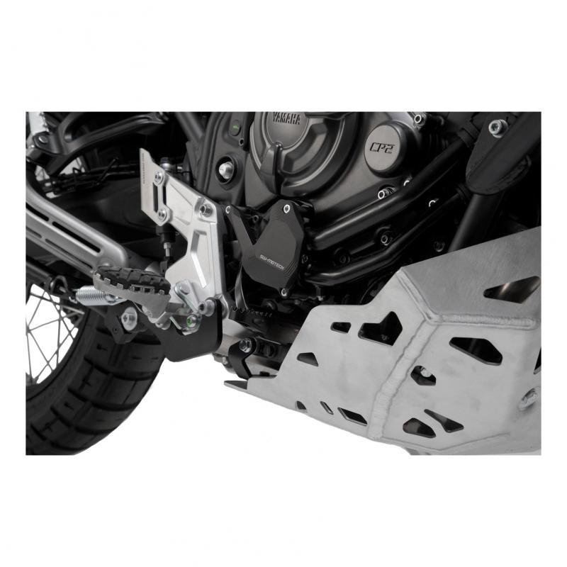 Protection de pompe à eau SW-Motech noire Yamaha Ténéré 700 18-20 - 3