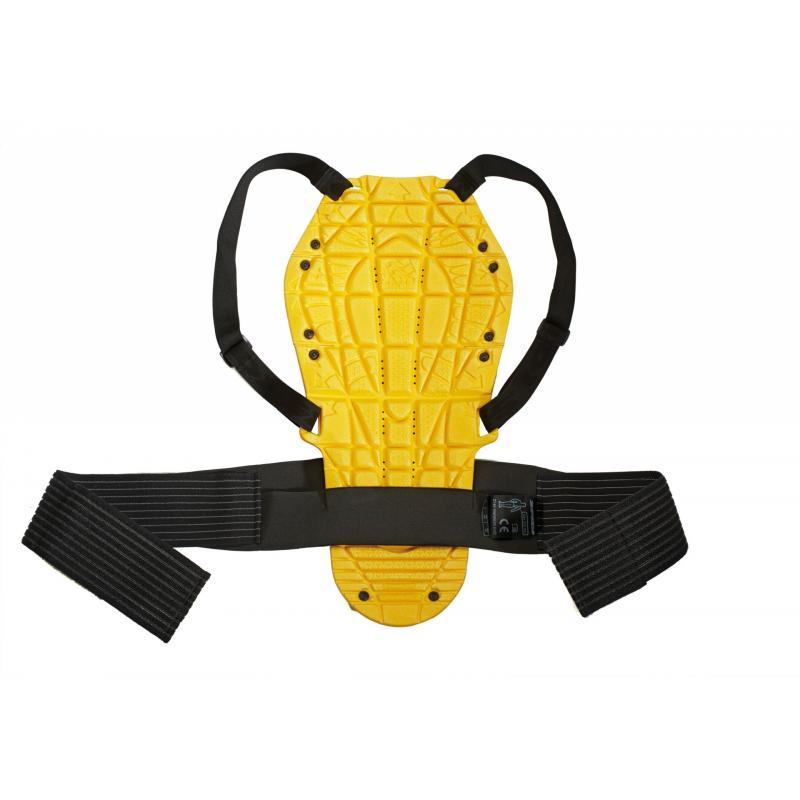 Protection dorsale Spidi BACK WARRIOR EVO noir/jaune - 1