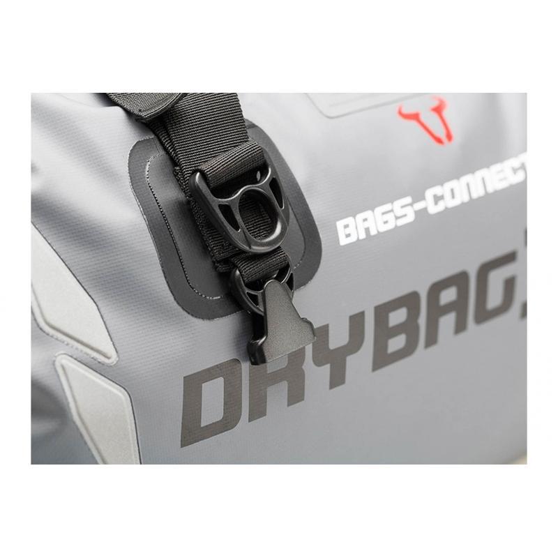 Sac de selle SW-MOTECH Drybag 600 60L gris / noir - 3