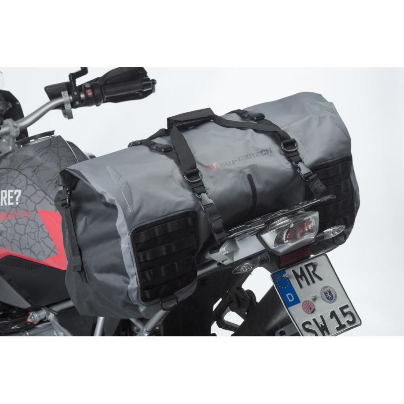 Sacoche de selle SW-MOTECH Drybag 700 70L étanche gris/noir - 1