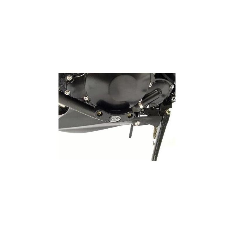 Slider moteur gauche R&G Racing noir Triumph Tiger 1050 Sport 13-18