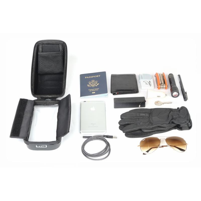 Support de smartphone avec poche Shad 6,6'', 180x90mm (fixation guidon) - 3