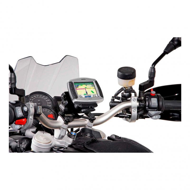 Support GPS SW-MOTECH QUICK-LOCK noir BMW F 650 GS Twin 07-11