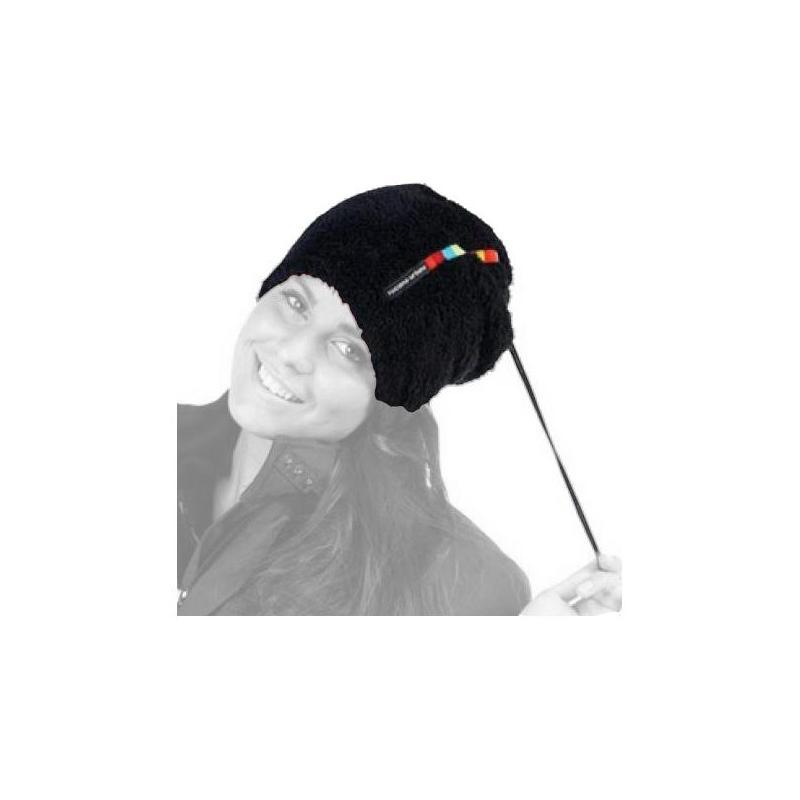 Tour de cou / bonnet Tucano Urbano noir
