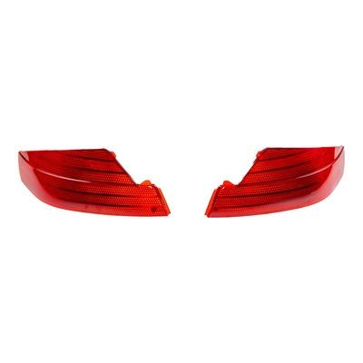Catadioptre latéral rouge (DX et SX) 2 pièces pour V46 Givi Z731
