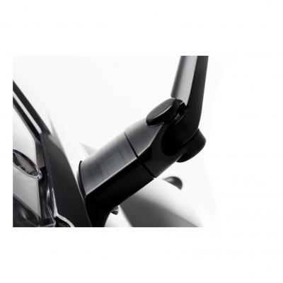 Extensions de rétroviseur SW-MOTECH Profile noir BMW F 800 GT 13-