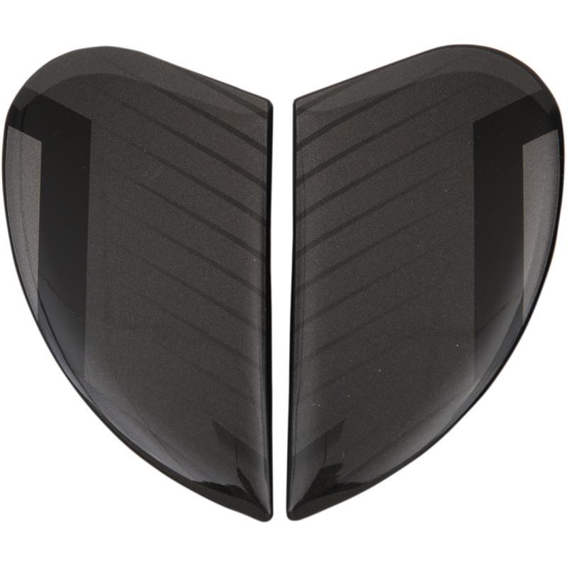 Plaques latérales Icon pour casque Airframe Pro Warbird noir