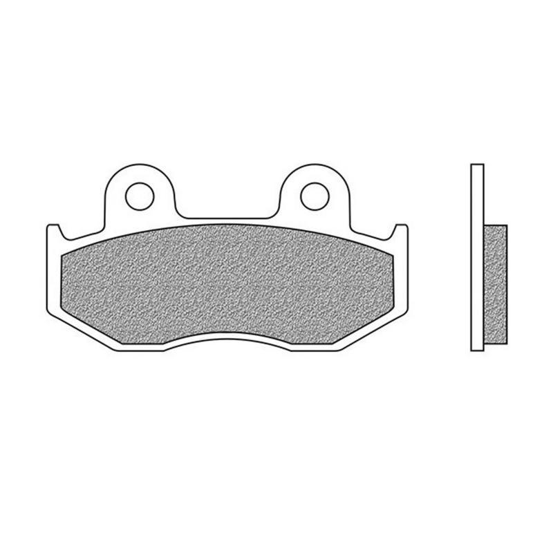 Plaquettes de frein Newfren Standard organique .FD.0067 BS