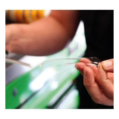 Adhésif seconde peau R&G Racing transparent Kawasaki Ninja H2 SX 18-20