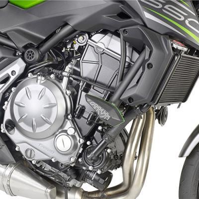 Kit de montage pour tampons de protection Givi Kawasaki Z650 17-19