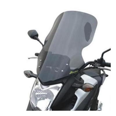 Bulle Bullster haute protection 53 cm incolore Honda NC 700 X 12-14