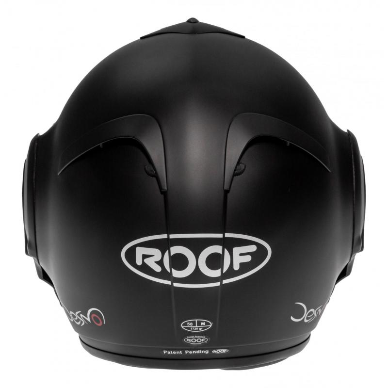 Casque modulable RO32 Roof Desmo Uni noir mat - 6