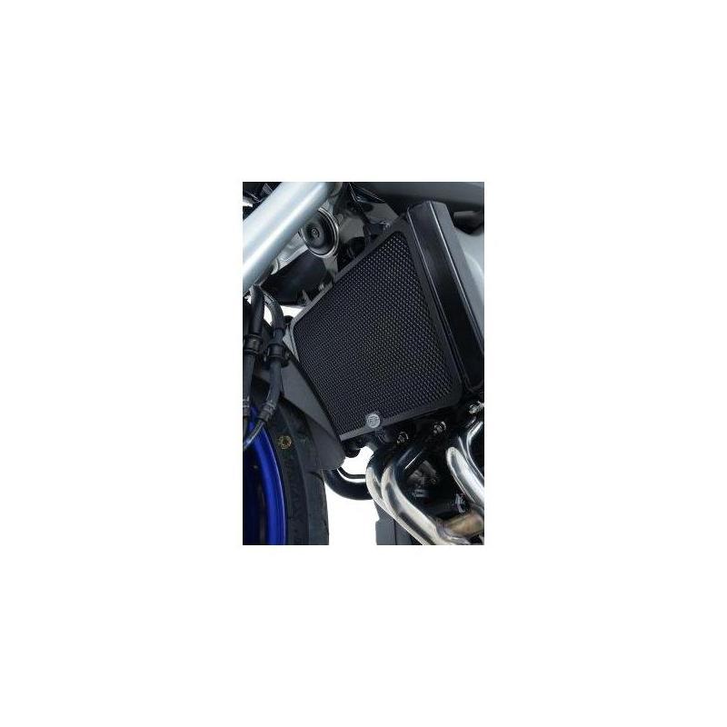 Protection de radiateur noire R&G Racing Yamaha YZF-R1 09-14