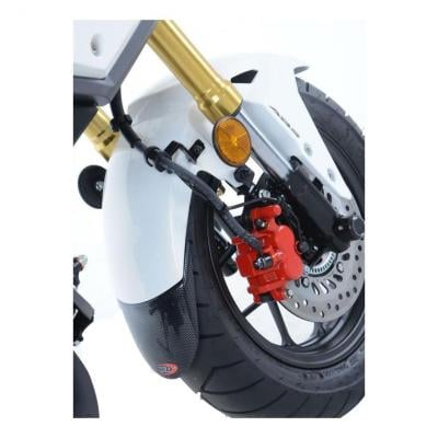 Extension de garde-boue avant R&G Racing noir Honda MSX 125 16-18
