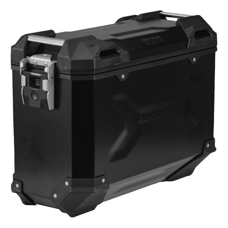 Valises latérales SW-MOTECH TRAX ADV noir 37L Ducati Multistrada 1200 / S 15-